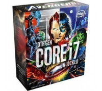 Процессор Intel Core i7 - 10700KA BOX (без кулера)
