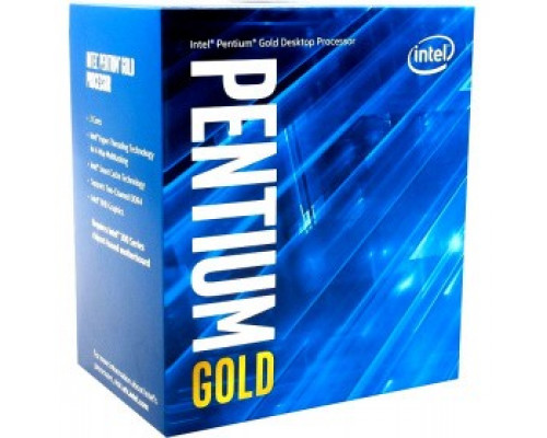 Процессор Intel Pentium G6500 BOX