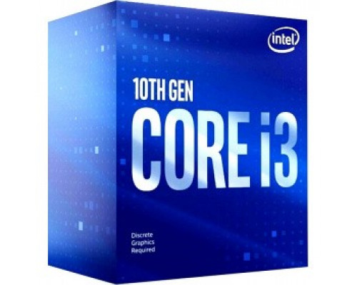 Процессор Intel Core i3 - 10100F BOX