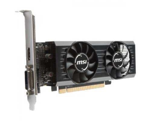 Видеокарта AMD (ATI) Radeon RX 550 MSI PCI-E 4096Mb (RX 550 4GT LP OC)