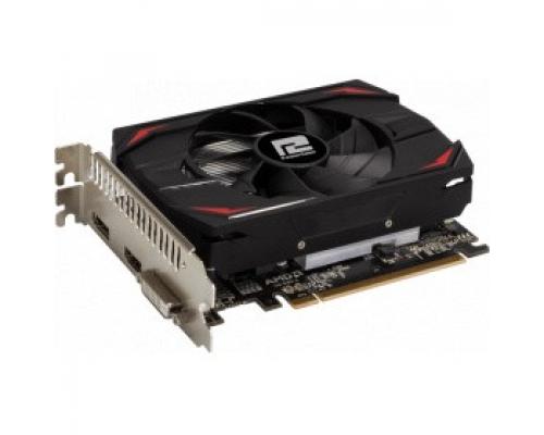 Видеокарта AMD Radeon RX 550 PowerColor Red Dragon PCI-E 2048Mb (AXRX 550 2GBD5-DH)