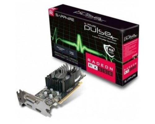 Видеокарта AMD (ATI) Radeon RX 550 Sapphire Pulse PCI-E 4096Mb (11268-09-20G)