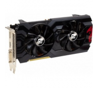 Видеокарта AMD Radeon RX 570 PowerColor PCI-E 8192Mb (8GBD5-DHDV3/OC)
