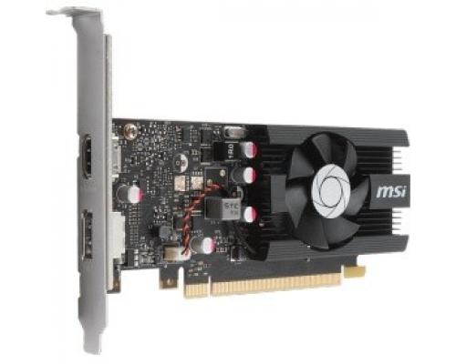 Видеокарта nVidia GeForce GT1030 MSI PCI-E 2048Mb (GT 1030 2G LP OC)