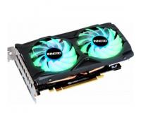 Видеокарта nVidia GeForce RTX2060 Inno3D Twin X2 OC RGB PCI-E 6144Mb (N20602-06D6X-1710VA15LB)