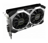 Видеокарта nVidia GeForce GTX1650 Super MSI PCI-E 4096Mb (GTX 1650 SUPER VENTUS XS)