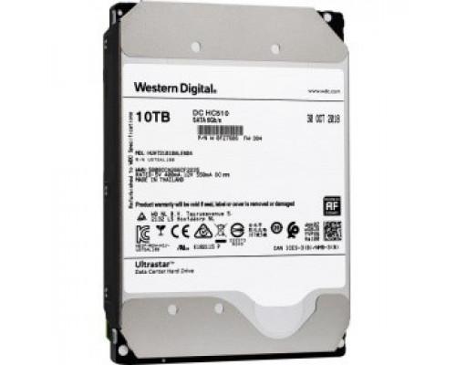 Жесткий диск 10Tb SATA-III Western Digital (HGST) Ultrastar He10 (0F27606)