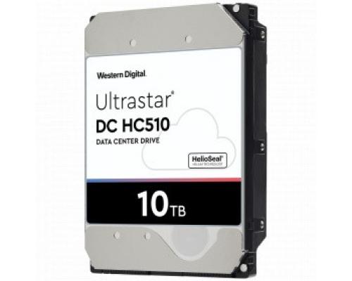 Жесткий диск 10Tb SATA-III Western Digital (HGST) Ultrastar He10 (0F27454)