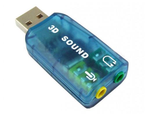 Звуковая карта USB Fantom