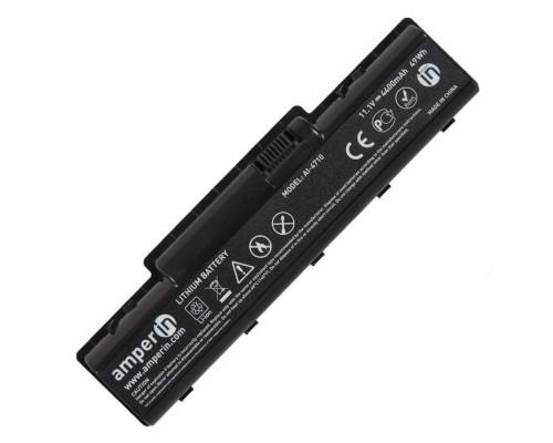 AI-4710 аккумулятор для ноутбука Acer Aspire 2930, 4310, 4315, 4520, 4520G, 4710, 471G, 4720, 4720G, 4720Z, 4920, 4920G, 5532, 5732, 5737, 5740, 4400mAh, 11.1V