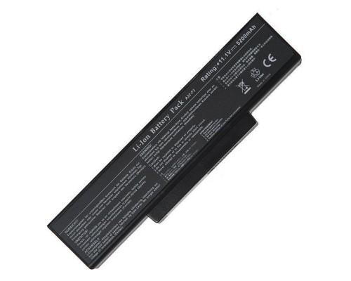 A32-F3 аккумулятор для ноутбука Asus A9, A9C, A9R, A9Rp, A9Rt, A9T, A9W, F2, F2F, F2Hf, F2J, F2Je, F3, F3E, F3F, F3J, F3Ja, Z53, M51, M51A, M51E, M50Sa, M50Sr, M50Sv, S62, S96, X70E, X70F, Z53H, Z53J, 4400mAh, 11.1V