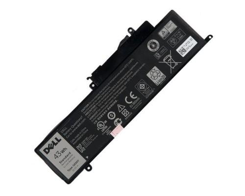 04K8YH аккумулятор для ноутбука Dell Inspiron 11, 13 Type GK5KY, 11-3000, 11-3147, 11-3148, 13-7000, 13-7347, 7348, 43Wh, 11.1V