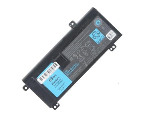 04K8YH аккумулятор для ноутбука Dell Inspiron 11, 13 Type GK5KY, 11-3000, 11-3147, 11-3148, 13-7000, 13-7347, 7348, 69Wh, 11.1V