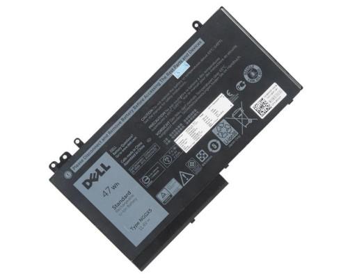 NGGX5 аккумулятор для ноутбука Dell Latitude 12 E5270, 11.4V, 47Wh