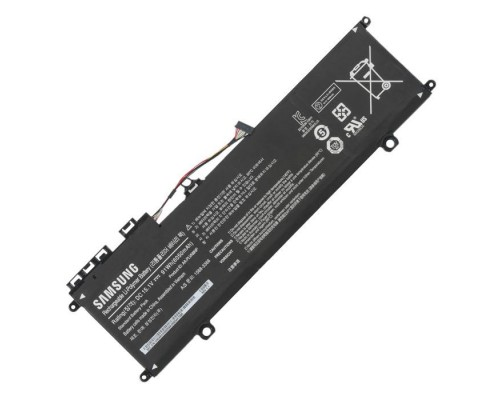 AA-PLVN8NP аккумулятор для ноутбука Samsung NP 780Z5E, NP 880Z5E 15.1V, 91W