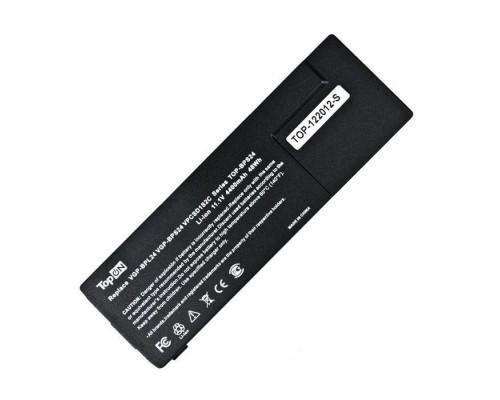 TOP-BPS24 аккумулятор для ноутбука Sony Vaio VPC-S, VPC-SA, VPC-SB, VPC-SD, VPC-SE, VPC-SC, SVS13, SVS15, 4400mAh 11.1V