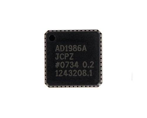 AD1986A аудио кодек Analog Devices QFN-48