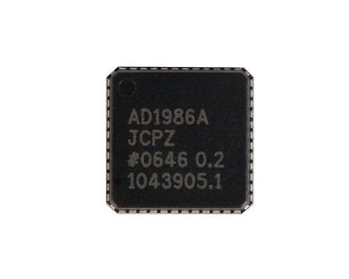 AD1986A аудио кодек Analog Devices LFCSP-48