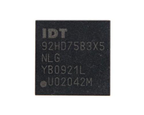 92HD75B3X5 аудио кодек IDTech LQFP-48
