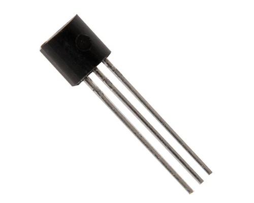 2N4403 биполярный транзистор PNP 40 В 40 В 1 A 0.35 Вт, TO-92