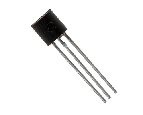 2SC2240(GR) биполярный транзистор NPN 120 В 100 В 0.1 A 0.3 Вт, TO-92
