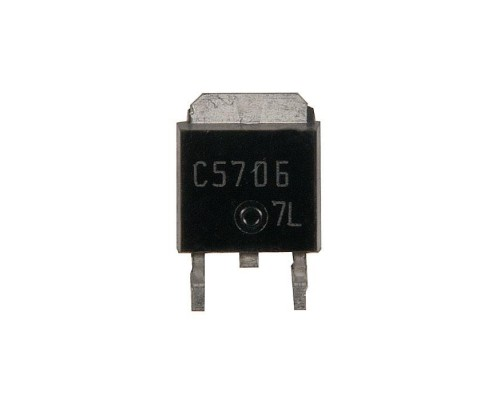 2SC5706 биполярный транзистор NPN 50 В 5 A , TO-251