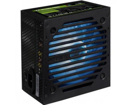 Блок питания 500W Aerocool VX-500 PLUS RGB