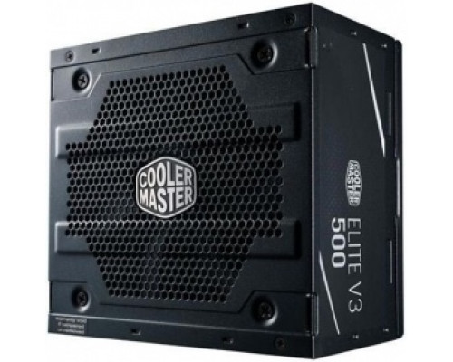 Блок питания 500W Cooler Master Elite 500 ver.3 (MPW-5001-ACABN1-EU)