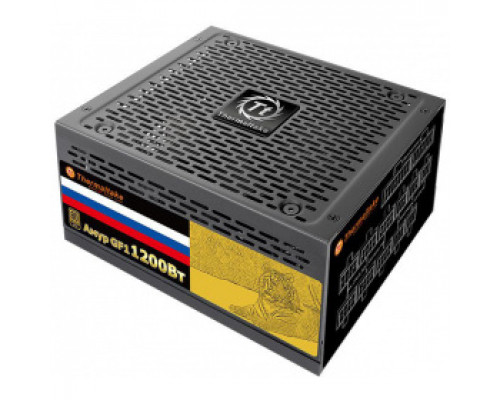 Блок питания 1200W Thermaltake Russian Gold Амур (W0430RE GF1)