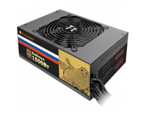 Блок питания 1500W Thermaltake Russian Gold Байкал (W0431RE)
