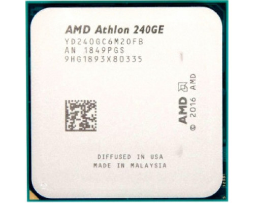 Процессор AMD Athlon 240GE OEM