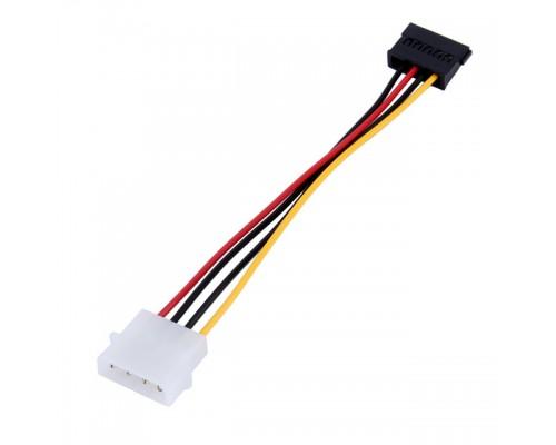 Переходник IDE Molex 4 Pin Разъем на 15 Pin Serial ATA Жесткий Диск, Адаптер Питания