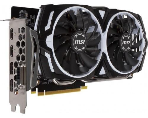 Видеокарта nVidia GeForce GTX1060 MSI PCI-E 6144Mb (GTX 1060 ARMOR 6G OCV1)