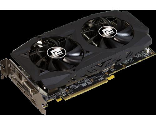 Видеокарта AMD (ATI) Radeon RX 580 PowerColor Red Dragon PCI-E 4096Mb (4GBD5-3DHDV2/OC)