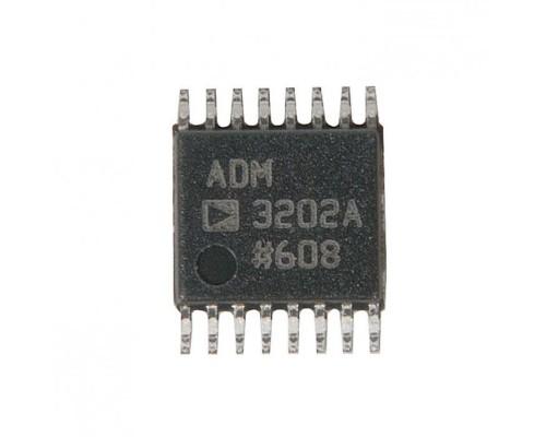 ADM3202ARUZ интерфейс RS-232 Analog Devices TSSOP-16