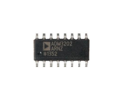 ADM3202ARNZ интерфейс RS-232 Analog Devices SOIC-16