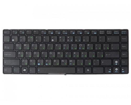 04GNV62KRU00-1 клавиатура для ноутбука Asus K41, K42, K43, U31, U35, U41, UL30, UL35, N82