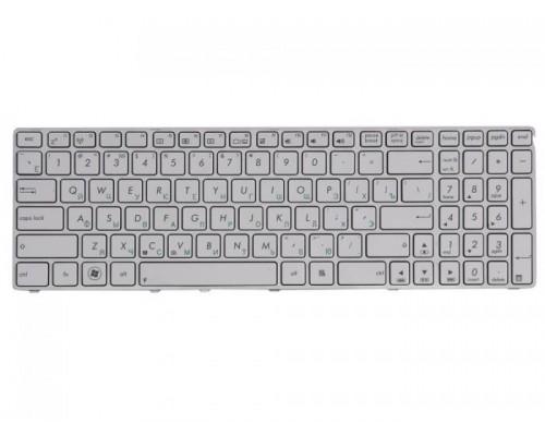 04GNWF7KRU00-3 клавиатура для ноутбука Asus K52, K53, K54, K55, N50, N51, N52, N53, N60, N61, N70, N71, N73, N90, P52, P53, K72, K73, A52, A72, UL50, W90, PRO5IJ, F50, X52, X55, X75, PRO5AVn, PRO64Vg, PRO7BJg