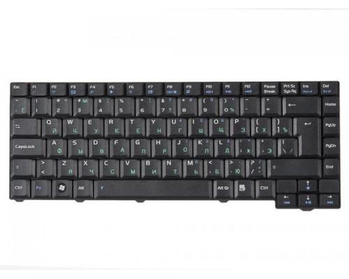 04GNI11KRU20-1 клавиатура для ноутбука Asus F2, F2J, F3, F3Jc F3Jp, F3Jv, F3T