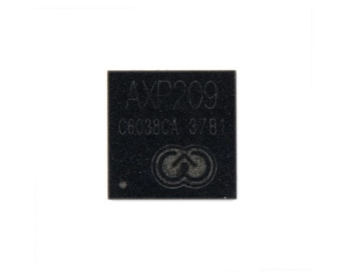 AXP209 контроллер заряда батареи X-Powers QFN-48