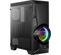 Корпус AeroCool Aero Engine RGB Black