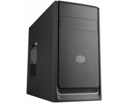 Корпус Cooler Master MasterBox E300L Black/Silver (MCB-E300L-KN5N-B02)