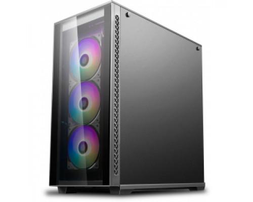 Корпус DeepCool MATREXX 70 ADD-RGB 3F Black