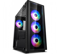 Корпус DeepCool MATREXX 50 ADD-RGB 4F Black