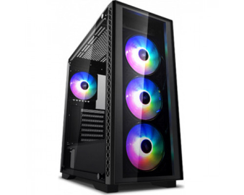 Корпус DeepCool MATREXX 50 ADD-RGB 4F Black
