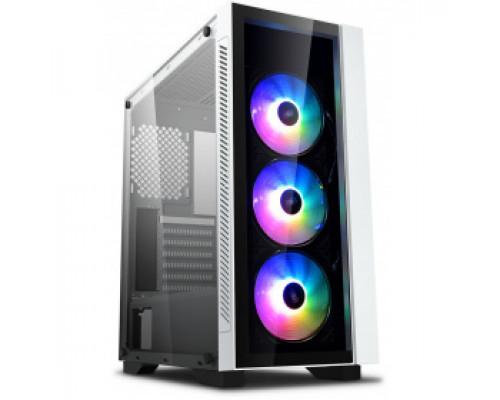 Корпус DeepCool MATREXX 55 V3 ADD-RGB 3F White