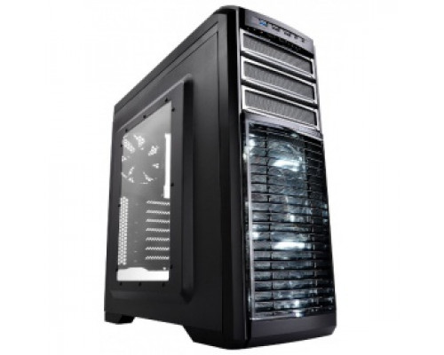 Корпус DeepCool KENDOMEN Titanium Black