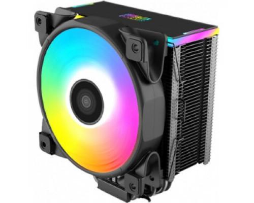 Кулер PCcooler GI-D56A HALO RGB