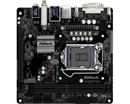 Материнская плата ASRock H310CM-ITX/ac