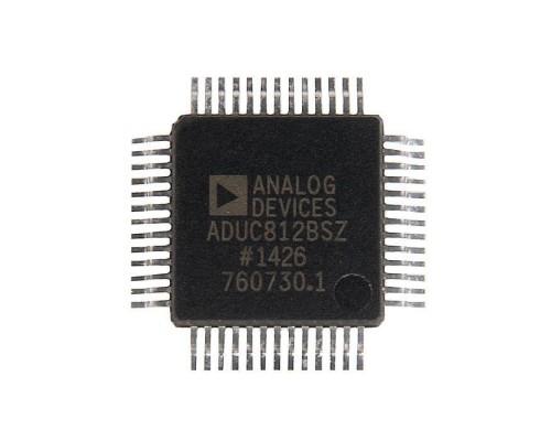 ADUC812BSZ-REEL микроконтроллер Analog Devices, MQFP